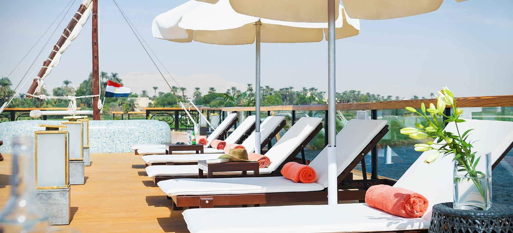 Zein Nile Chateau Cruise Ship, Nile River | Egypt